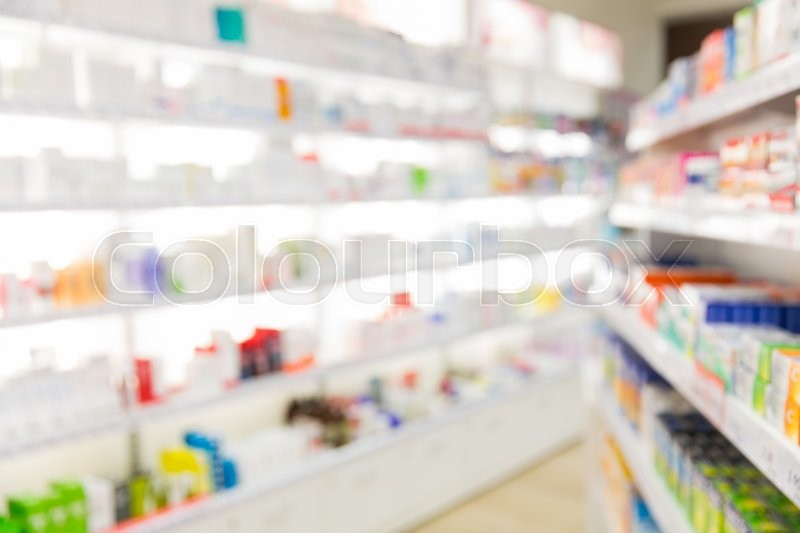 Medicine Pharmacy Health Care And Pharmacology Concept