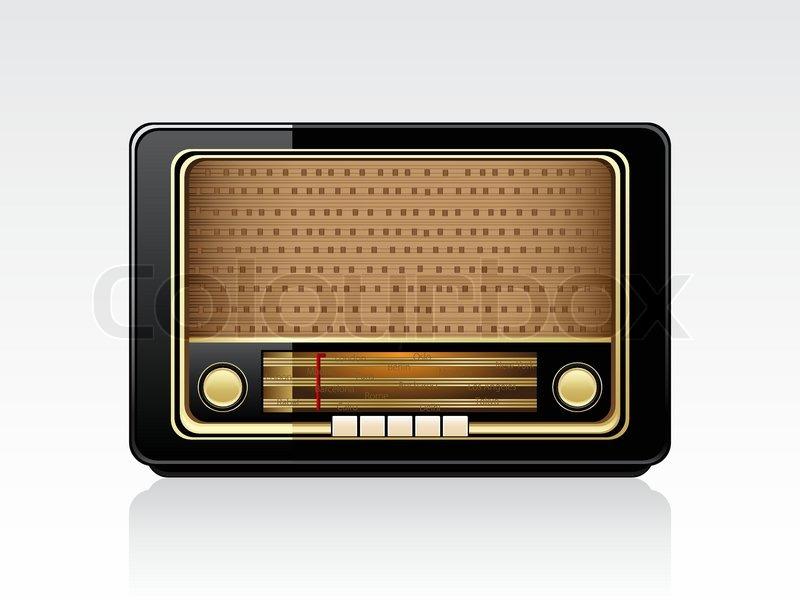 Old fashioned radio images Boats Challenge Marine