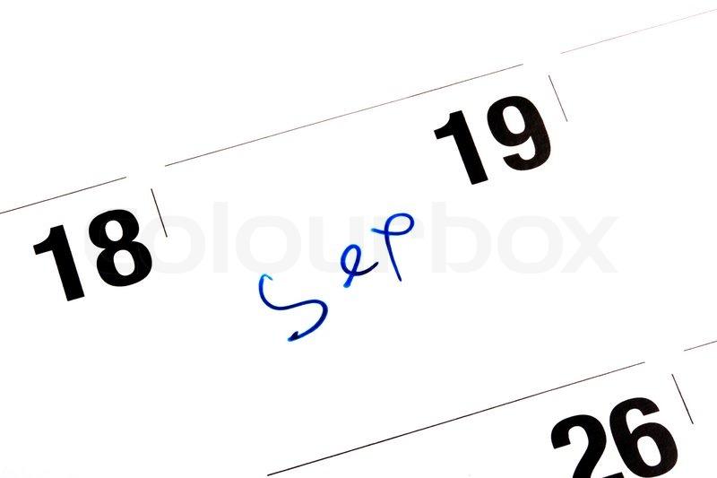 In Einen Kalender Für Einen Der Termine Der Mahnung Auf Zahlung