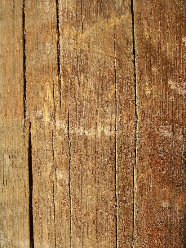 High Resolution Natural Wood Grain Stock Photo