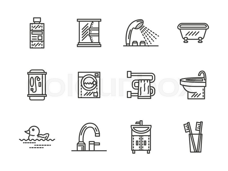 Accessories and furniture for bathroom comfortable home for D line bathroom accessories