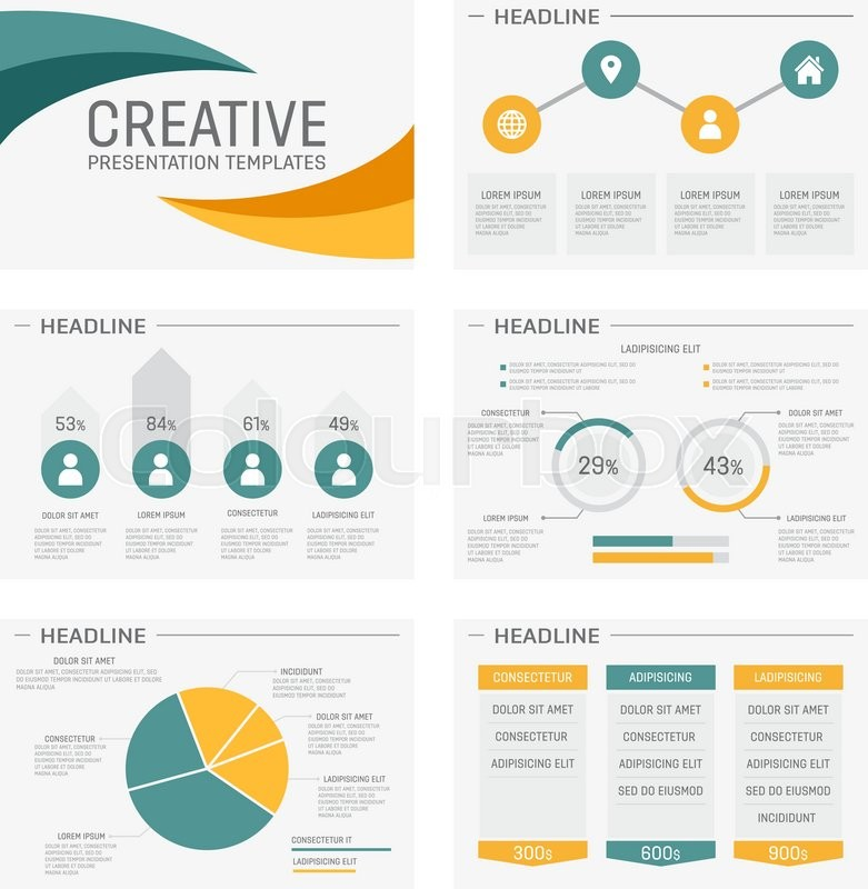 Vector template for multipurpose presentation slides with graphs and vector template for multipurpose presentation slides with graphs and charts infographic element and symbol icon template powerpoint templates and themes toneelgroepblik Images