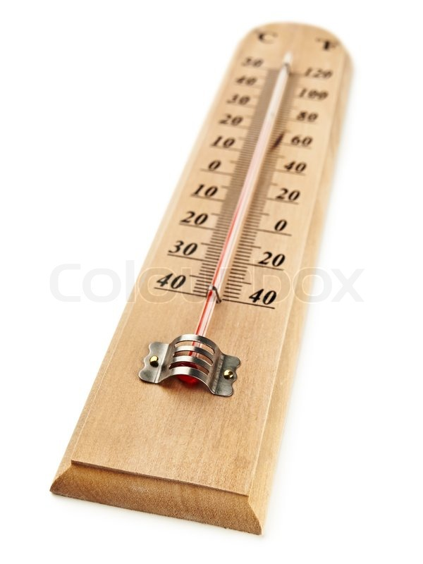 first mercury thermometer - photo #17