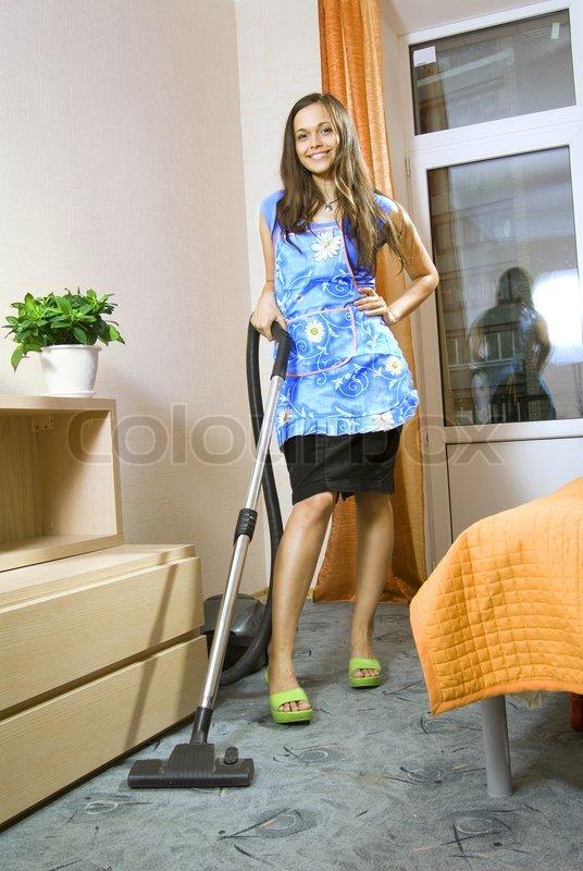 Strumpfhosen Hausfrau