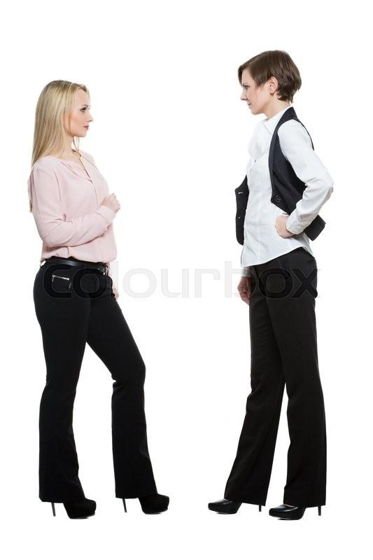 Bodylanguage and assertiveness