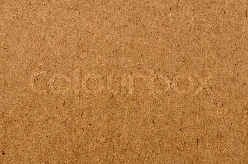 Natural brown recycled paper texture background | Stock ...