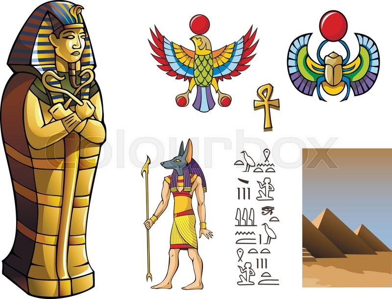the sarcophagus on a white background  vector illustration mummy clipart black mommy clipart