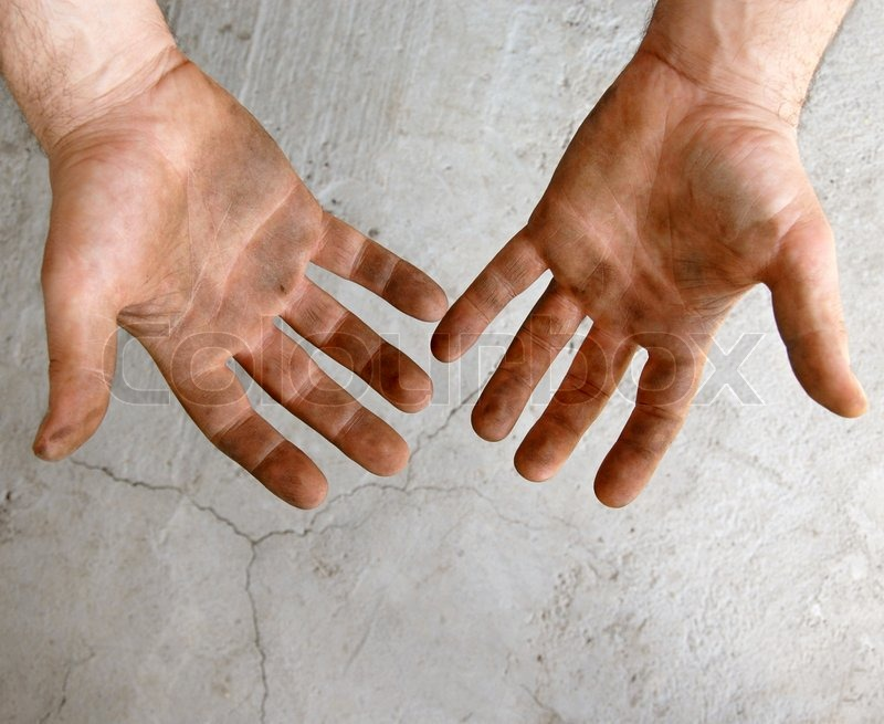 "the problem of dirty hands ""the problem of dirty hands"" refers to the alleged necessity of compromising or abandoning moral principle in order to play the role of a government official."