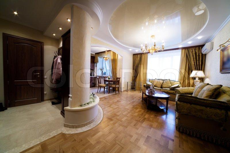 Beautiful vorraum in eine moderne und modische wohnung for Meine wohnung click design download