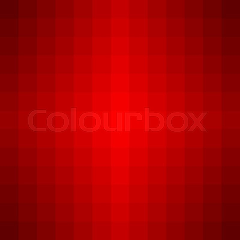 Red Geometric Background Ruby An Abstract Pattern Polygon Mosaic Square Wallpaper Vector