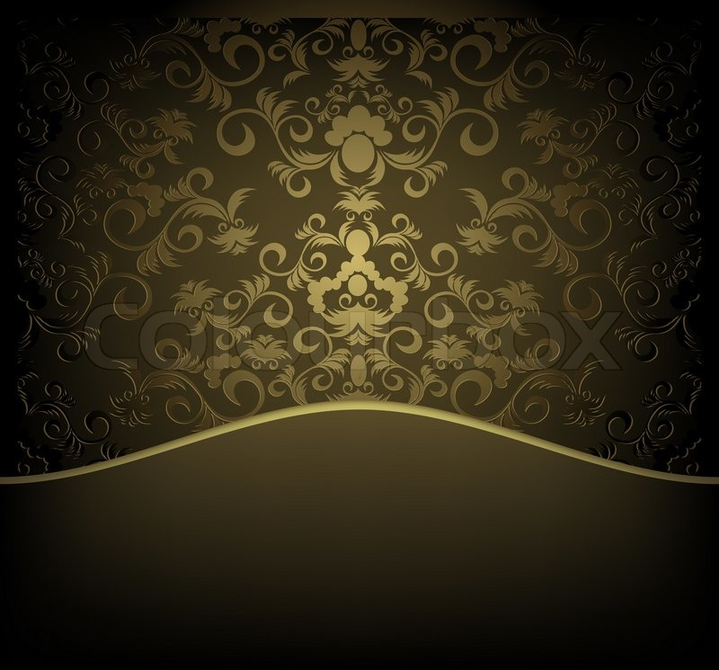 Floral Decorative Designs Decorative Design Background