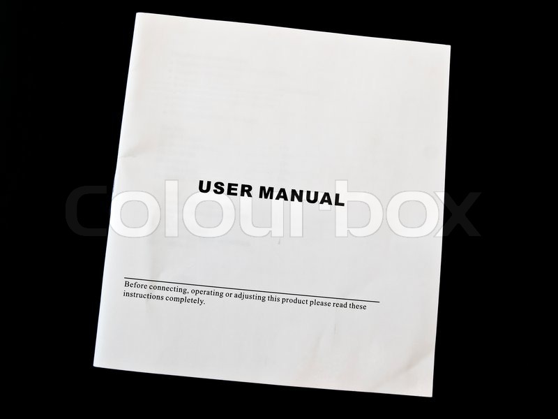 user manual guide brochure against the black background stock photo colourbox Androgen Receptor Androgen Receptor