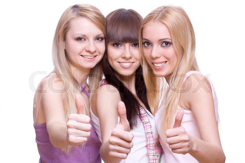 thumbs T girls