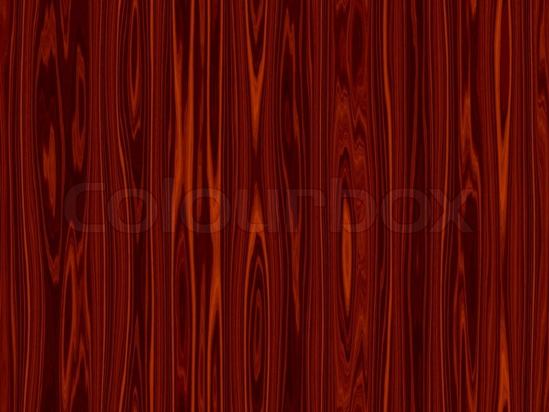 Illustration Of The Red Wood Background Style Stock