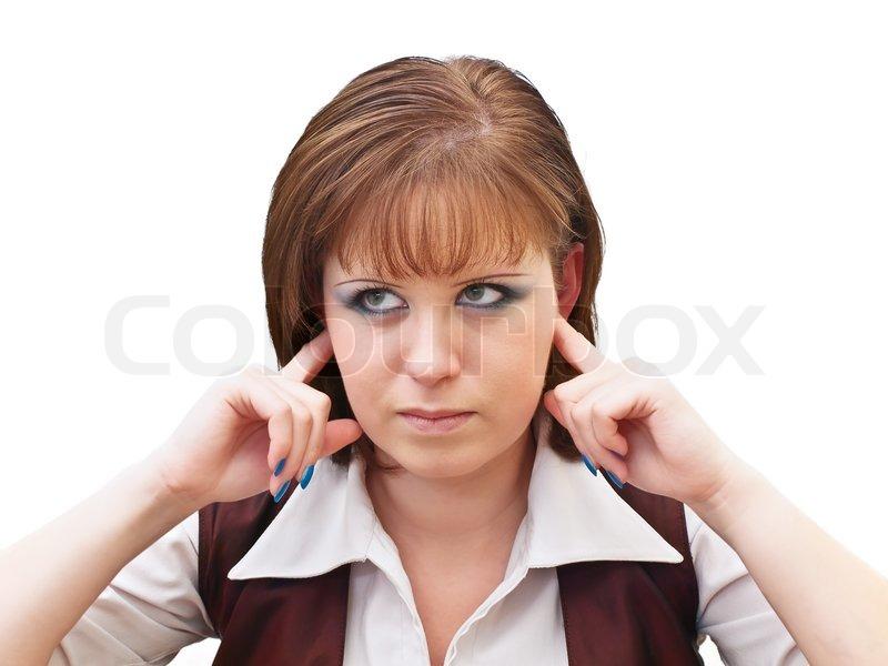 Noise in ears when moving head