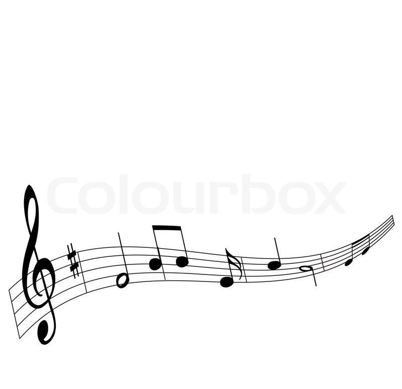 top vektor musiknoten hintergrund -#main