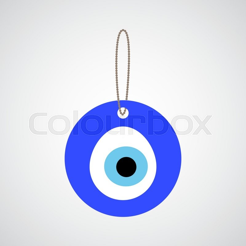 Turkish Amulet Nazar Believed To Protect Against The Evil Eye