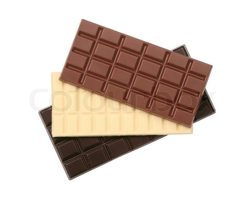 Wedding Cake Dark Chocolate Milk Chocolate White Chocolate