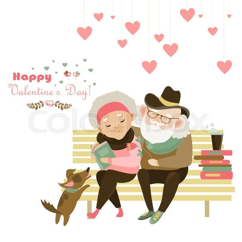 gave til ældre kvinde