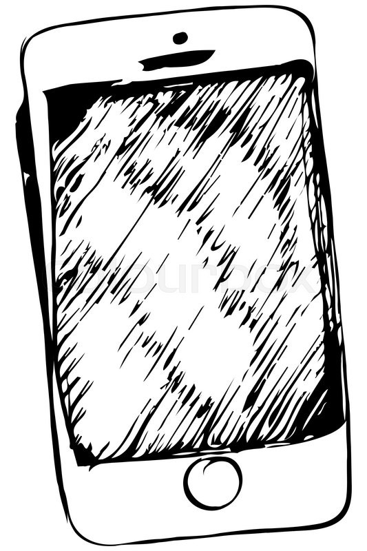 Iphone Text Drawing