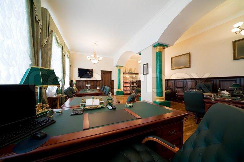 Moderne Luxus Büro