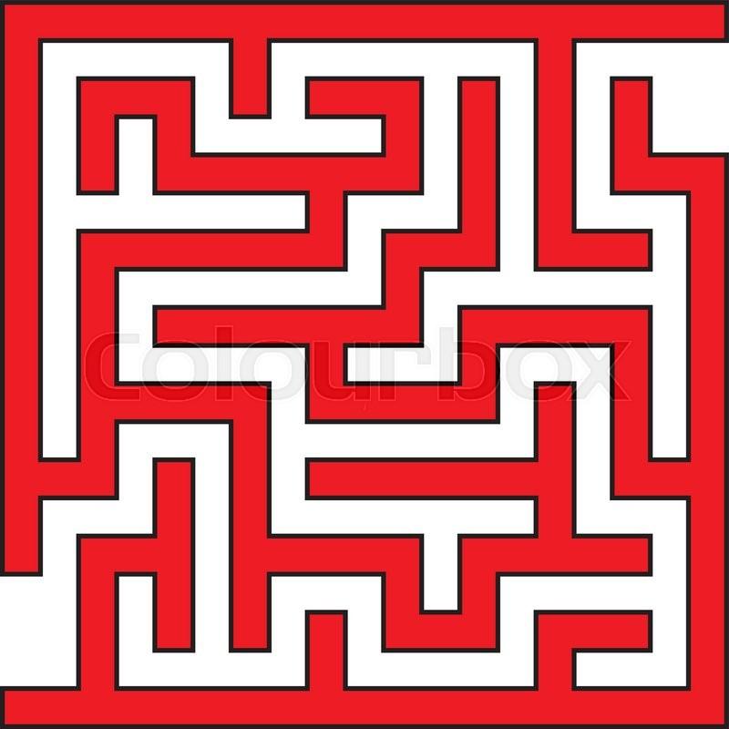 how to make a 3d scratch maze
