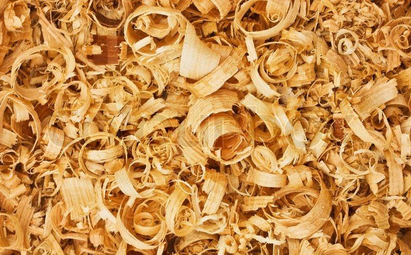 Hintergrund Der Goldenen Locken Von Holzsp 228 Nen Stockfoto