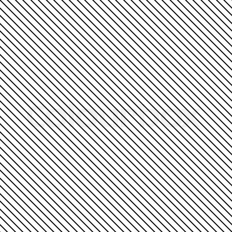 Line Texture Seamless : Diagonal stripe seamless pattern geometric classic black