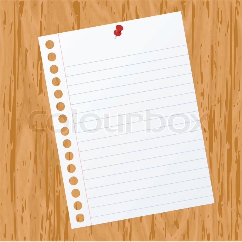 Colourbox  Blank Paper Background