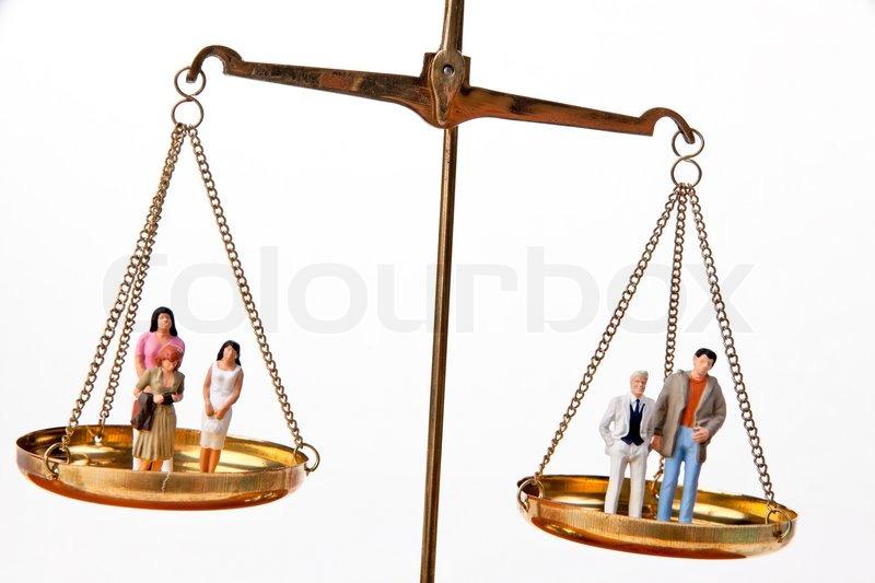 ligestilling på arbejdsmarkedet Odsherred
