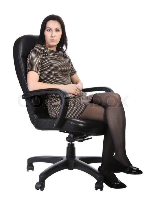 girl on girl in office