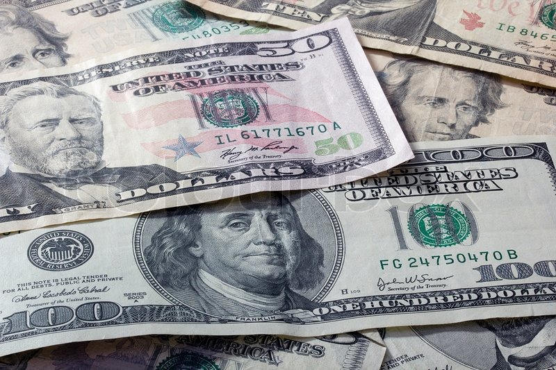Pay for paper us currency denominations