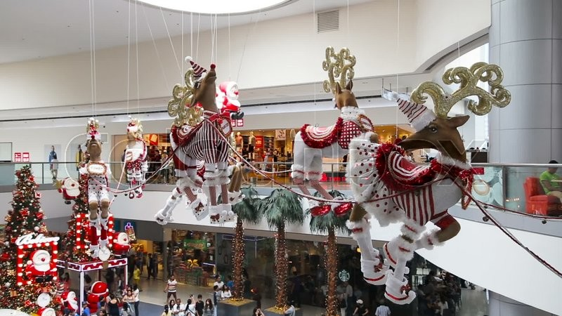 Christmas decorations in the mall of asia manila Christmas tree decorating ideas philippines