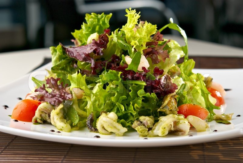 recipe: healthy seafood salad [17]