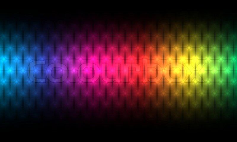 spectrum of light background - photo #22