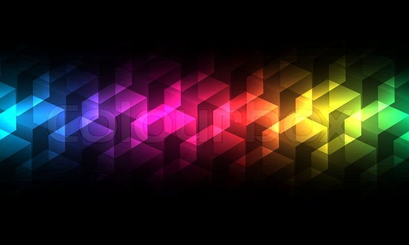 Spectrum Background Spectrum Background