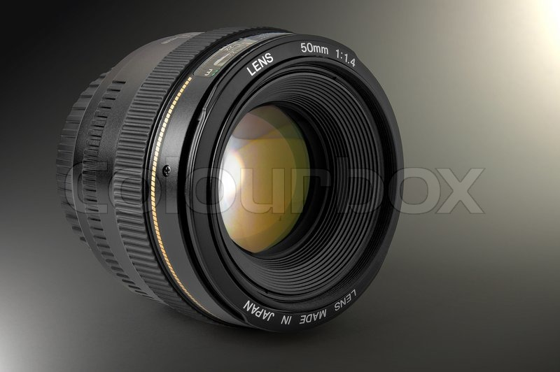 Stock image of \'optical, white, studio\'
