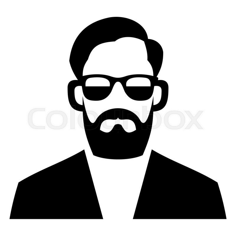 Hipster Fashion Man Ha...