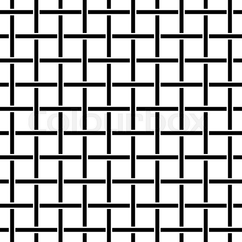 Seamless Cage Texture. Wire Mesh. Vector illustration | Stock Vector ...