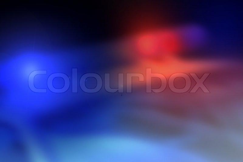 Police car light bar background stock photo colourbox aloadofball Gallery