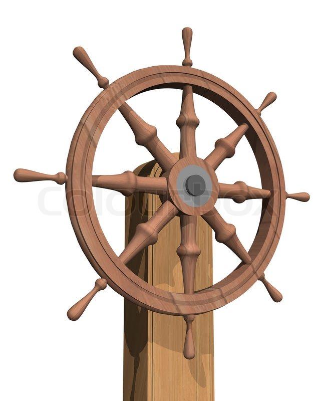 Pirate Ship Steering Wheel Ship Steering Wheel