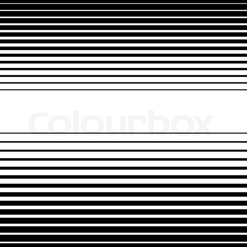 straight horizontal lines pattern vector art stock vector rh colourbox com decorative horizontal line vector Horizontal Line Letter Head