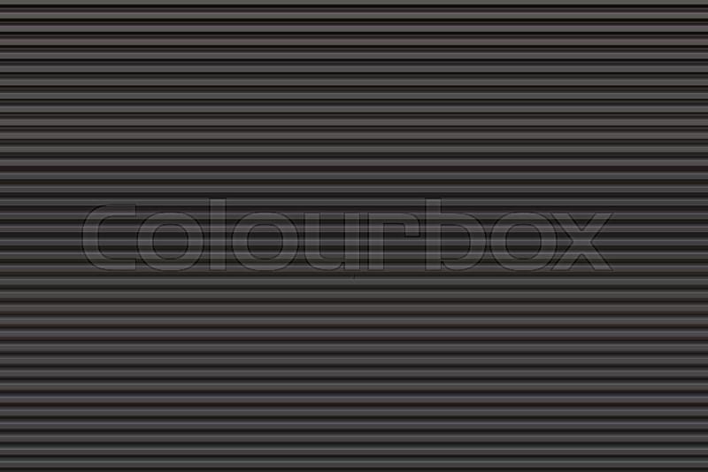 dark grey corrugated steel metal garage door background