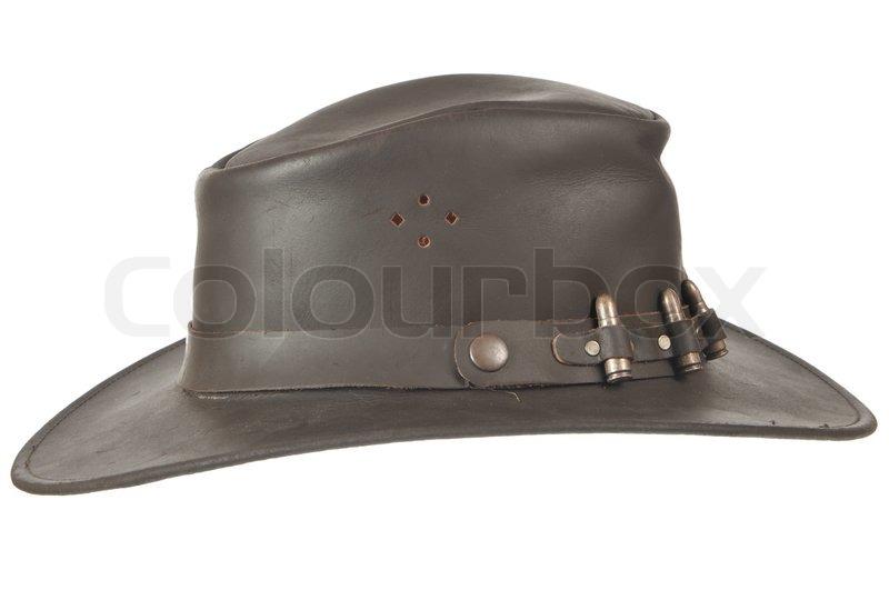 cowboy hat profile