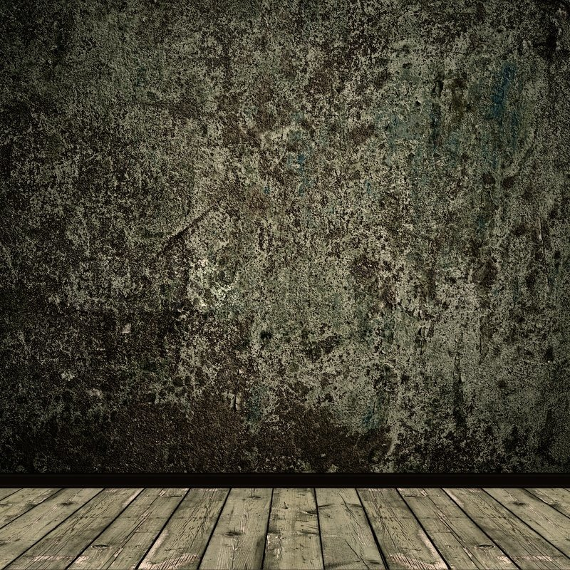 Grunge Floor And Wall In Old Room Stock Photo Colourbox