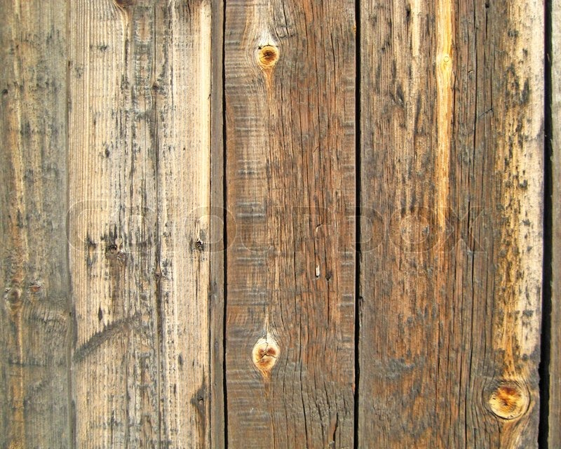 Seamless horizontal tiling wood fence texture Stock Photo Colourbox