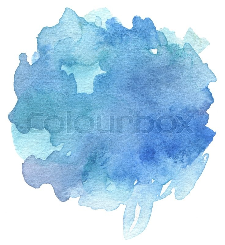 Stock image of 'Abstract acrylic and watercolor frame painted background. Texture paper.'
