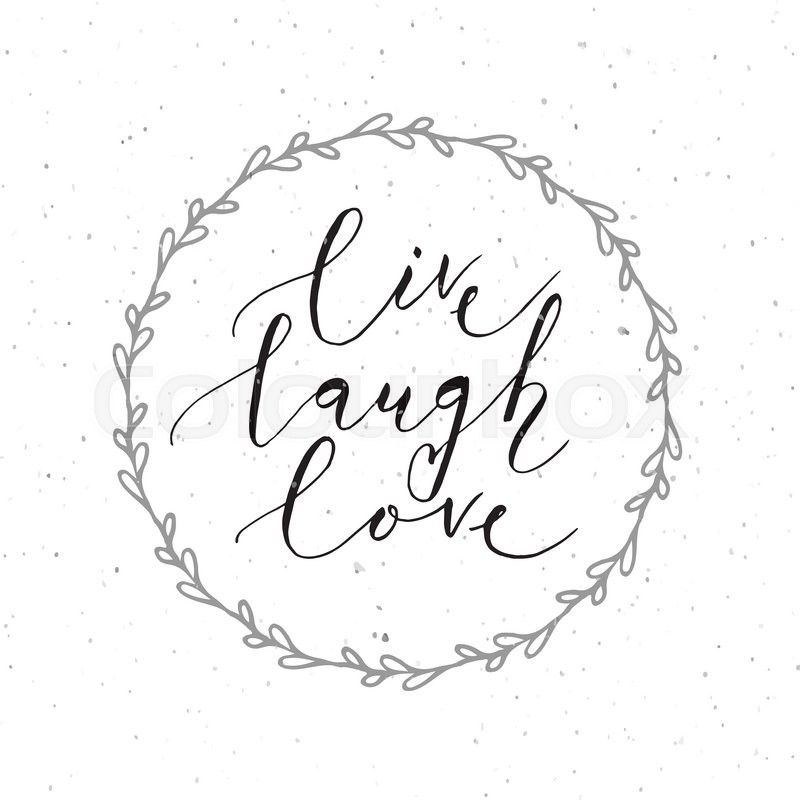 Live love laugh icons pictures