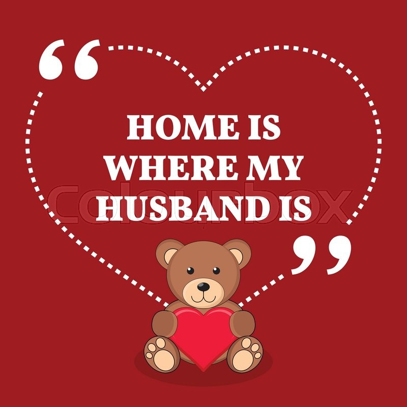image Where is your hubby now