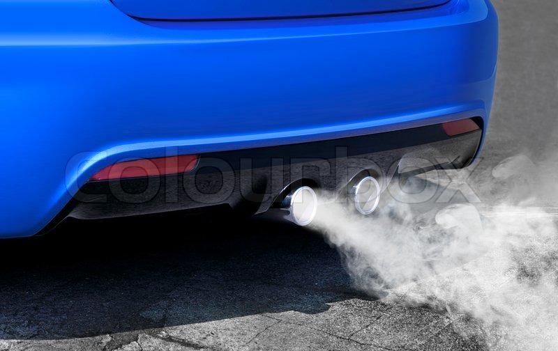 forurening fra biler